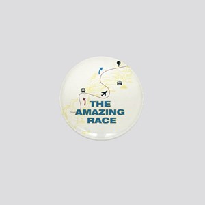 Amazing Race Trail Mini Button